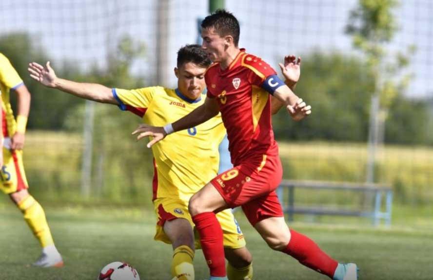 mazedonien fußball