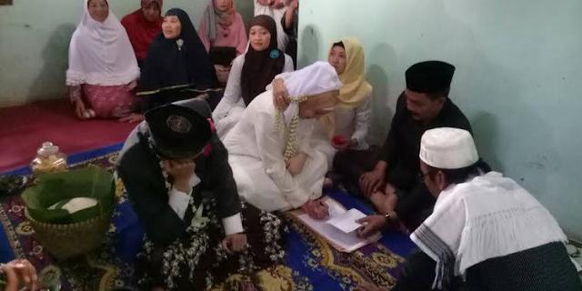 Sah! Ilaria Gadis Italia dengan Pemuda Desa Akhirnya Menikah