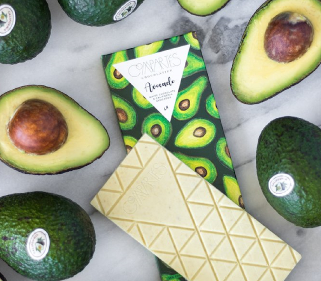 Newest avocado chocolate looks creamily delicious