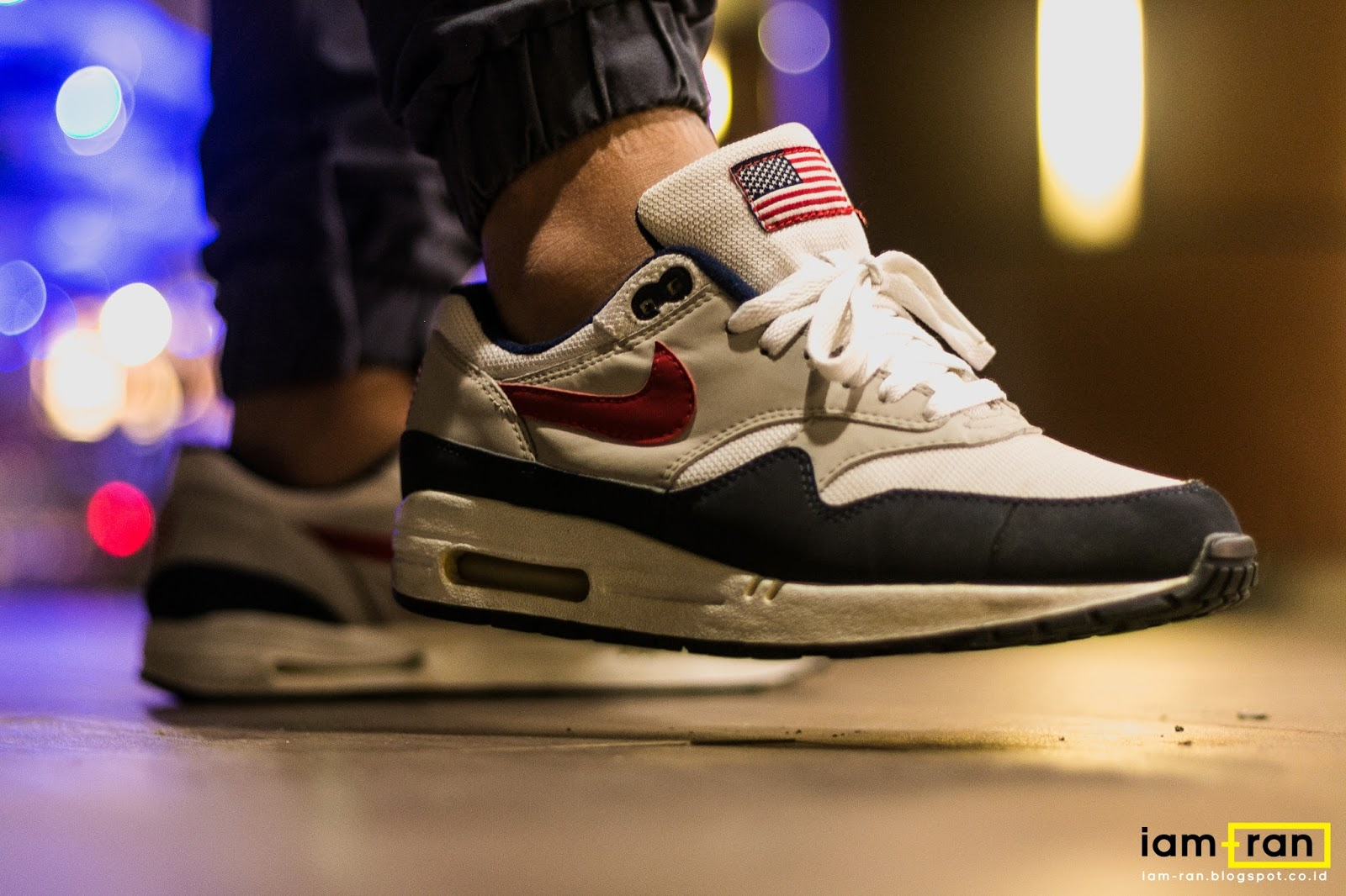 3e180b2138 IAM-RAN: ON FEET : Leo - Nike Air Max 1