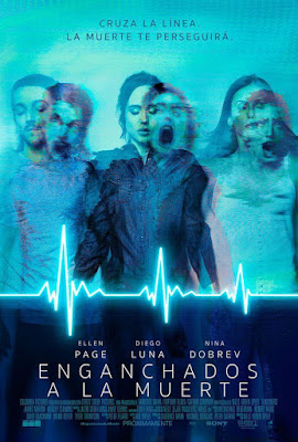 Flatliners 2017 DVD R1 NTSC Latino