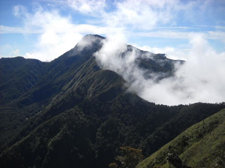 Ninth Highest Mountain in The Philippines