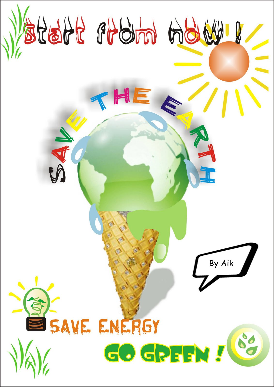 Sec Magazine 5th Edition Poster Wise Word Of Environment