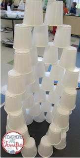 STEM Challenge: This is one of our favorite lab events- It's all about stacking cups, but also calculating mean, median, mode, and range! The math is used after stacking competitions and is great for group work. Practice those skills, have some fun, and learn!