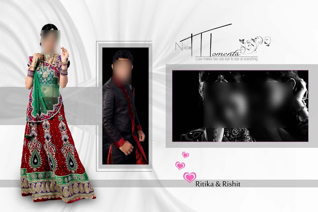 Wedding Cover Page Templates