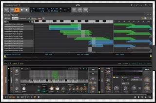 برنامج, حديث, ومتطور, لإنشاء, وتعديل, الملفات, الصوتية, بطريقة, إحترافية, Bitwig ,Studio