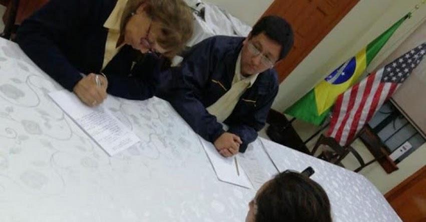 MINEDU suspendió clases en Colegio «María Alvarado», cerca al incendio en grifo de Breña - www.minedu.gob.pe