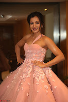 Catherine Tressa looks super cute in strapless sleeveless deep short dress at 64th Jio Filmfare Awards South ~  Exclusive 177.JPG