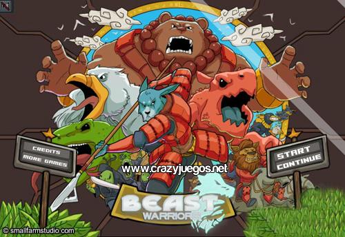 Jugar Beast Warrior