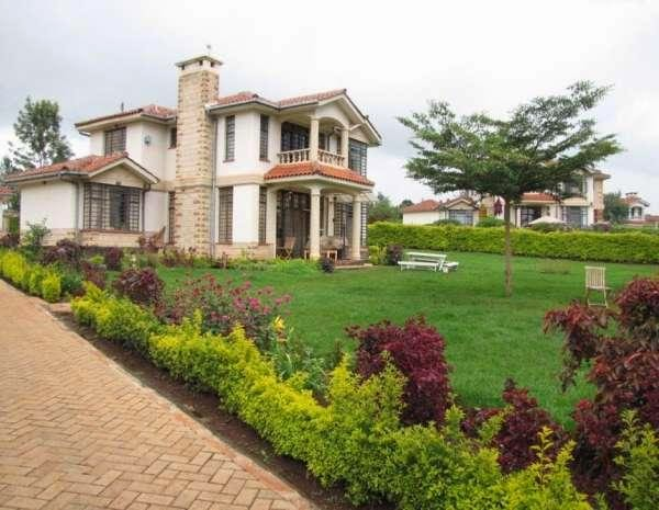 Sakina 3 Bedroom, Has Garden And Parking. 2 Houses For Rent In Tanzania.