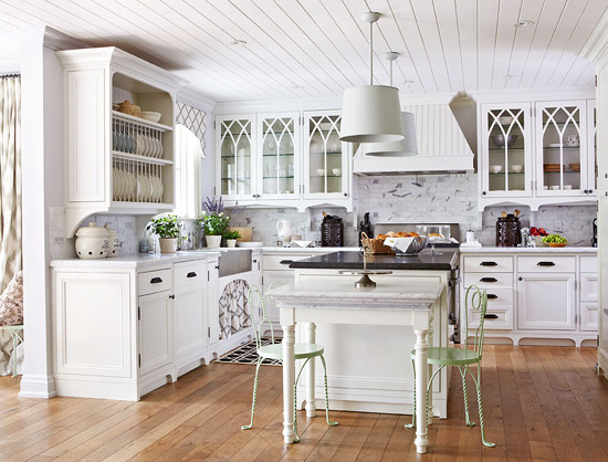 Hydrangea Hill Cottage French Country Decorating: Hydrangea Hill Cottage: Colette Van Den Thillart's Toronto