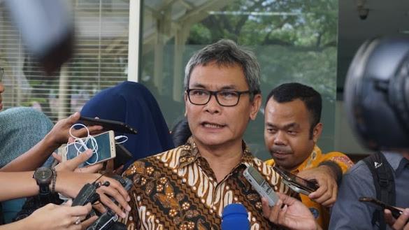 Johan Budi Klarifikasi Pidato Jokowi soal 'Berani Berantem'
