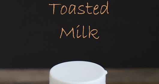 Toasted Milk in your Instant Pot (or other electric pressure cooker)