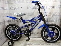 Sepeda Anak Forland BMX Suspensi 16 Inci