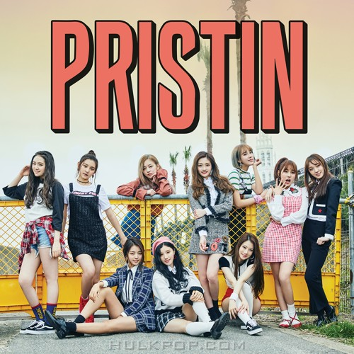 PRISTIN - The 1st Mini Album `HI! PRISTIN` (ITUNES)