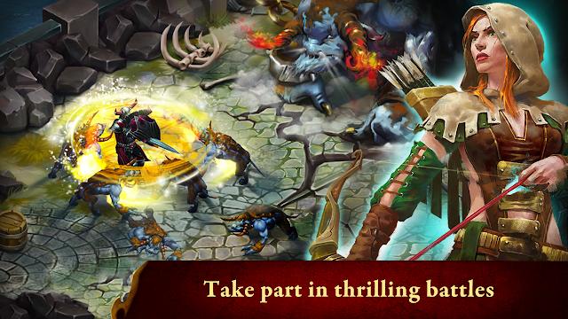 Guild of Heroes - fantasy RPG v1.72.9 MOD