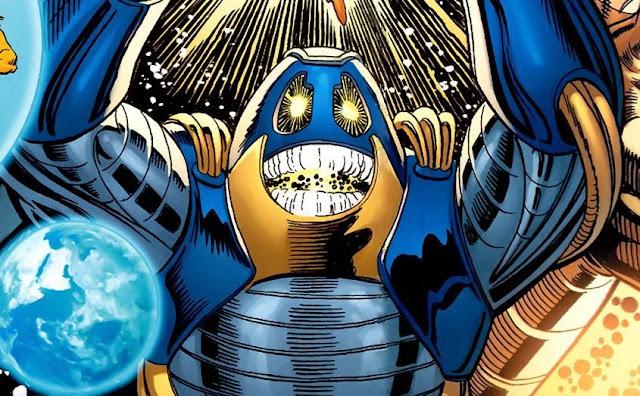 siapa anti monitor dc adalah kekuatan anti monitor Mengenal Anti Monitor, Villain DC Comics dengan Korban Terbanyak