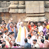 Feeling blessed after visiting Lingaraj temple, says Amit Shah