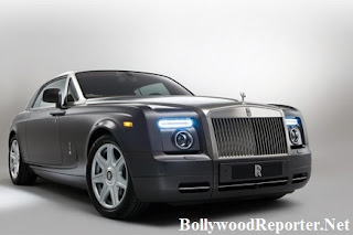 Chiranjeevi - Rolls Royce Phantom