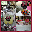 A Minnie Mouse Birthday and Spaghetti Salad