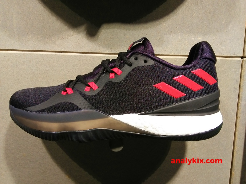 quality design a48a0 cd8ce adidas Crazy Light Boost 2018  Analykix