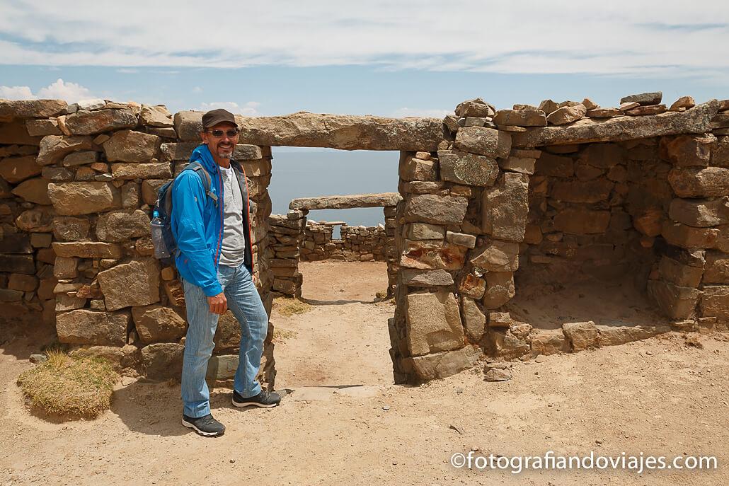 Isla del sol, lago Titicaca Bolivia