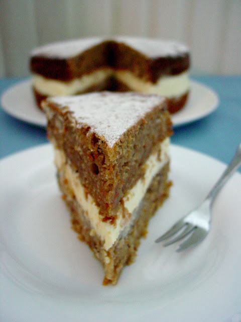 Root Vegetable Cake
