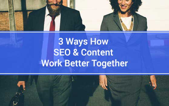 3 Ways How SEO & Content Work Better Together: eAskme