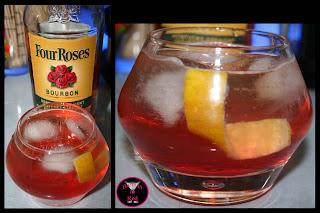 bebidas con bourbon
