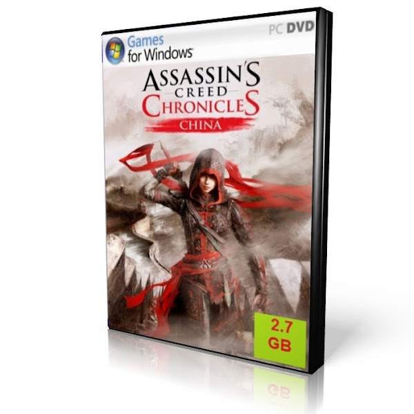 DESCARGAR Assassin's Creed Chronicles: China FULL+MEGA