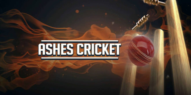 Ashes Cricket Image