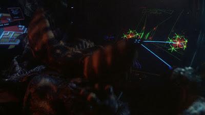 Videojuego Star Wars película Gremlins - 1984