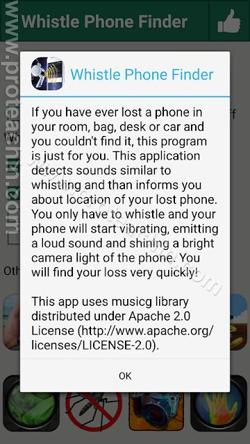 كيف تعثر على هاتفك المفقود في بضع ثواني عن طريق التصفير