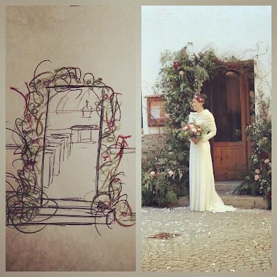 fiori matrimonio aosta