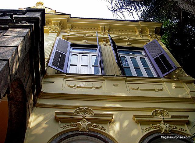 Rio de Janeiro, Museu Villa Lobos, Botafogo