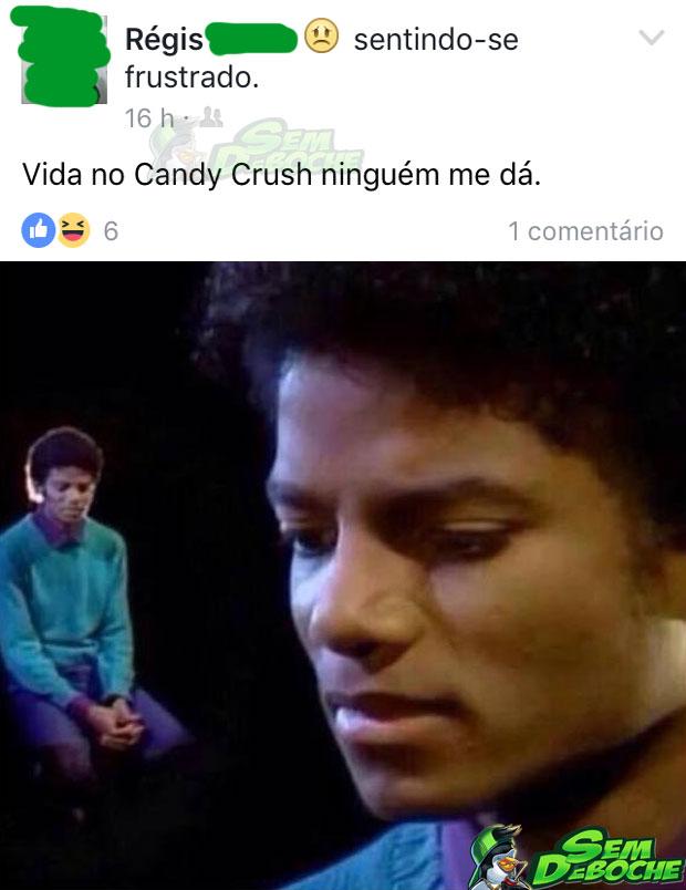 SE SENTINDO FRUSTRADO
