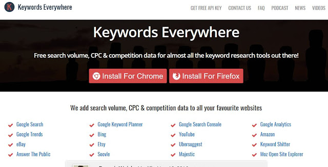 keyword everywhere क्या है? और इसे कैसे उपयोग करें