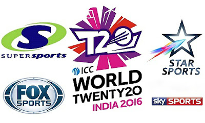 ICC T20 World Cup 2016 Live Score Ball-by-Ball, Commentary