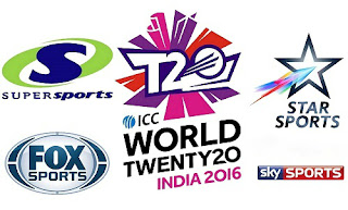 T20 WC 2016 Time Table; Full Matches Schedule Fixtures in PDF