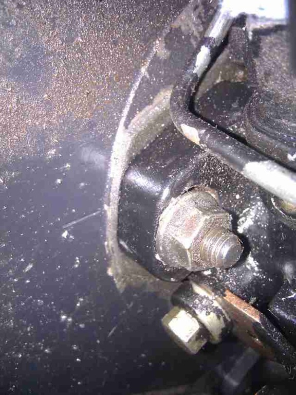 Case 1835 Injector pump Timing