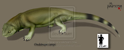 Carboniferous fauna