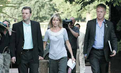 Witnesses Heard by The PJ in the Maddie Case Were Sounded Out by the McCanns