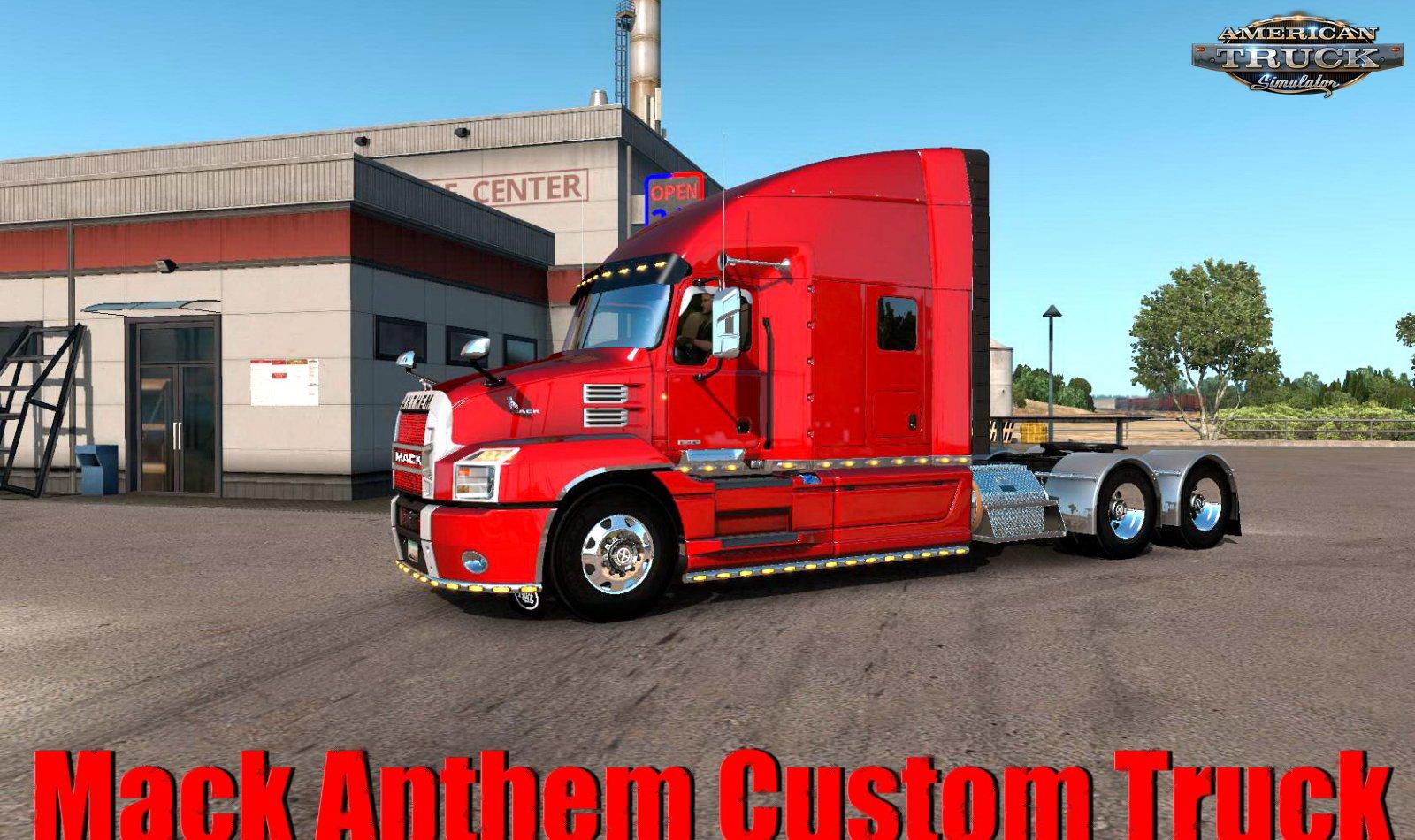 American Truck Simulator Mods Download