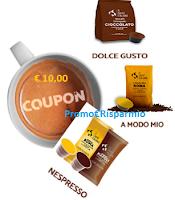 Logo Buono sconto da 10€ e spedizione gratuita da Il Caffè Italiano:ma solo per 24 ore e per le più veloci