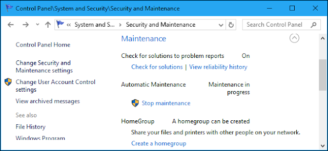 How to Schedule Automatic Maintenance on Windows 10 (and What It Does)