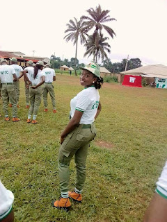 Nysc member died after contacting pneumonia