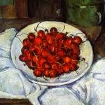 'Cireres i préssecs (Paul Cézanne)'
