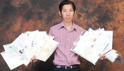Raih 19 Gelar dalam Waktu 13 Tahun, Pria Indonesia ini Disanjung Dunia
