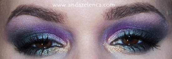 Makeup Inspired By Roberto Cavalli Fashion Show Anda