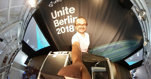 Content for the Unite Berlin AutoTech Summit Session - Industrial Mixed Reality